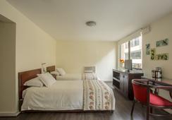 Hotel Neruda Express - Santiago - Kamar Tidur