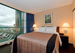 Rosedale On Robson Suite Hotel - Vancouver - Kamar Tidur
