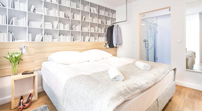 Smart Hotel - Gdańsk - Bedroom