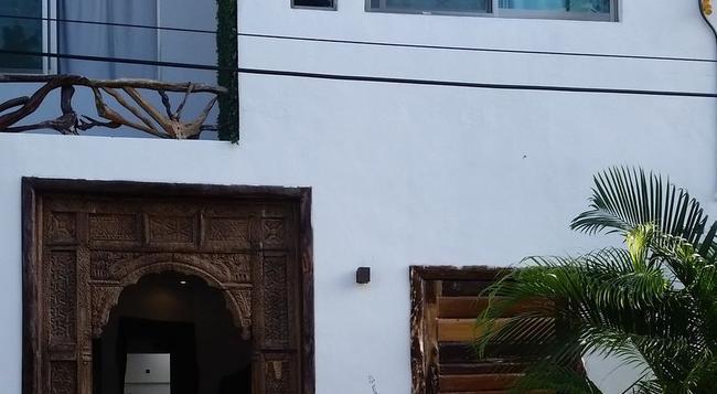 The Green Village Hotel - Playa del Carmen - Building