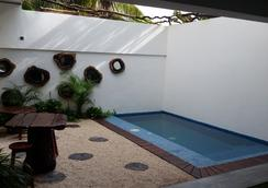 The Green Village Hotel - Playa del Carmen - Kolam