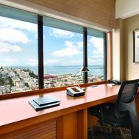 Hilton San Francisco Financial District Beach/Ocean View