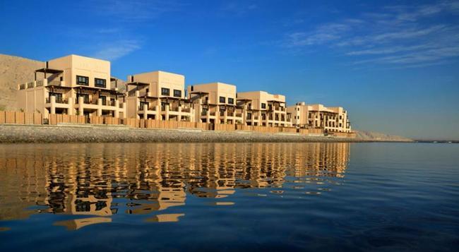 Atana Musandam Resort - Khasab - Building