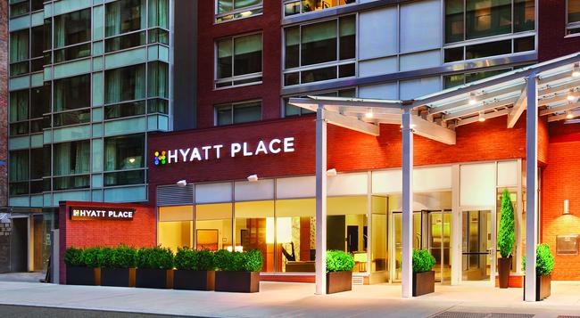 Hyatt Place New York Midtown South - New York - Building