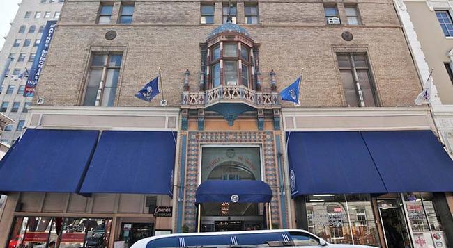 Marine's Memorial Club And Hotel - San Francisco - Building