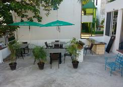 Loft 10 Hostel - Playa del Carmen - Balkon