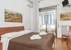 B&B A Home For Holiday - Roma - Kamar Tidur