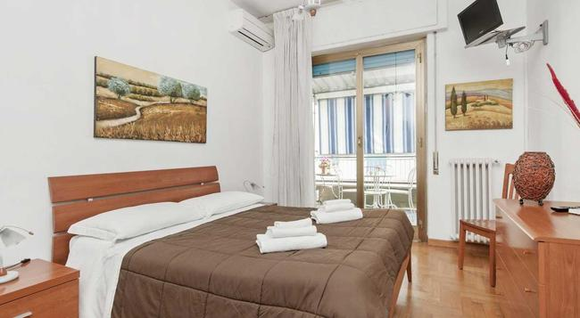 B&B A Home For Holiday - Rome - Bedroom