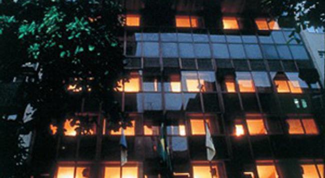 Windsor Palace Hotel - Rio de Janeiro - Building