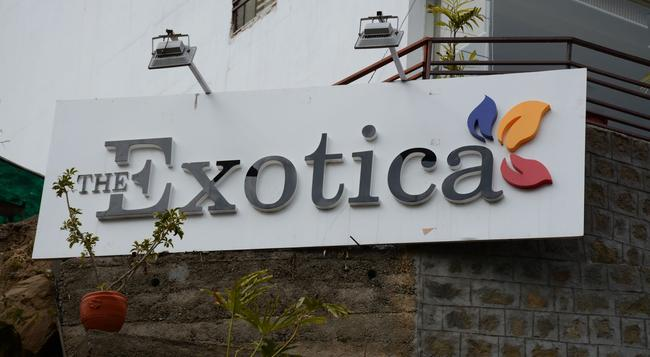 The Exotica - Dharamsala - Building