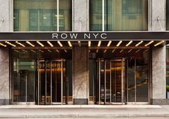 Row NYC - New York - Bangunan