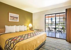 Ellis Island Hotel Super 8 Las Vegas - Las Vegas - Kamar Tidur