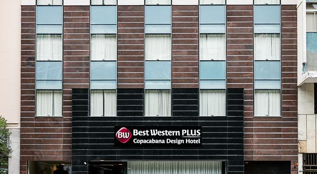 Best Western Plus Copacabana Design Hotel - Rio de Janeiro - Building