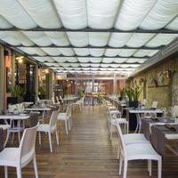 Grand Hotel Tiberio Restaurant