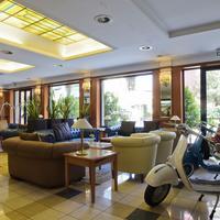 Grand Hotel Tiberio Lobby