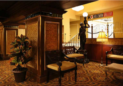 The Claridge A Radisson Hotel - Atlantic City - Lobi