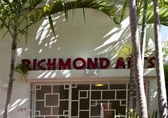 The Richmond Studios - Miami Beach - Bangunan