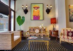 CasaBlanca Hotel - San Juan - Lobi