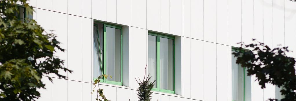 Hotel Partner - Warsaw - Building