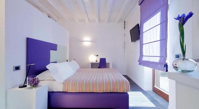 Hotel De Rome - Rome - Bedroom