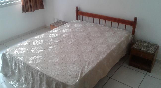 Kolman Hotel - Porto Alegre - Bedroom