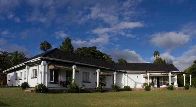 Portsalon Private Lodge - Harare - Building