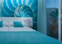 Hotel Apartamentos Marina Playa - Adults Only - Sant Antoni de Portmany - Kamar Tidur