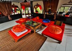 Hotel Buddha Villa - San Andrés - Lounge