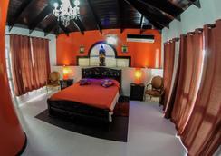 Hotel Buddha Villa - San Andrés - Kamar Tidur