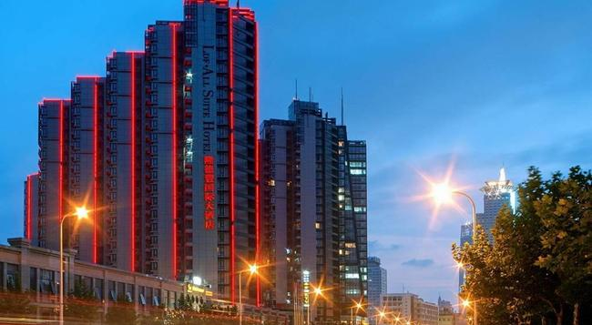 Ldf All Suites Hotel Shanghai - Shanghai - Building