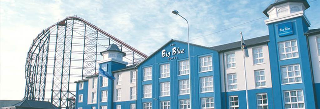 Big Blue Hotel - Blackpool - Building