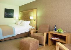 Big Blue Hotel - Blackpool - Kamar Tidur