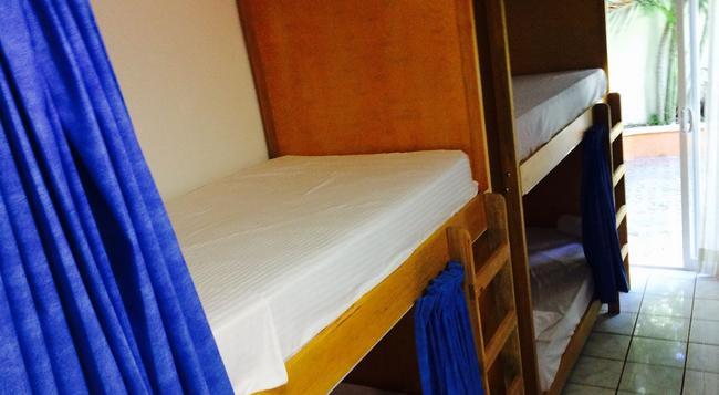 Hello World Hostel - Playa del Carmen - Bedroom