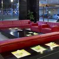 Elba Almería Business & Convention Hotel Lobby Sitting Area