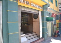 Hotel Sagarnaga - La Paz - Bangunan