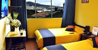 Hotel Sagarnaga - La Paz - Kamar Tidur