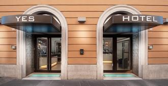 Yes Hotel - Roma - Bangunan