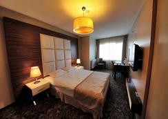 Derpa Suite Hotel Osmanbey - Istanbul - Kamar Tidur