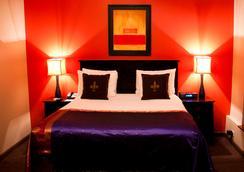 Marrakech Hotel - New York - Kamar Tidur