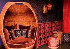 Marrakech Hotel - New York - Lobi