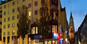 Tryp München City Center Hotel - Munchen - Bangunan