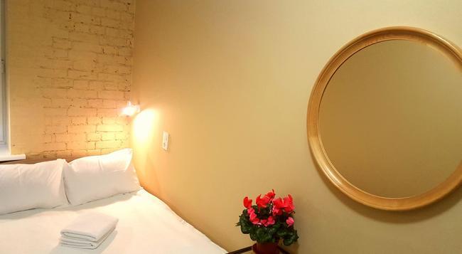 Dream ON Premium Tretyakovskaya - Moscow - Bedroom