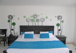 Hotel Vizcaya Real - Cali - Kamar Tidur
