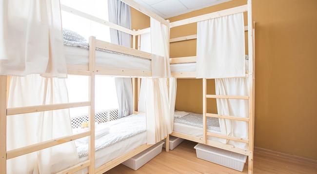 Hostels Rus na Kazanskoy - Saint Petersburg - Bedroom