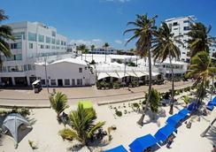 Hotel Casablanca - San Andrés - Bangunan