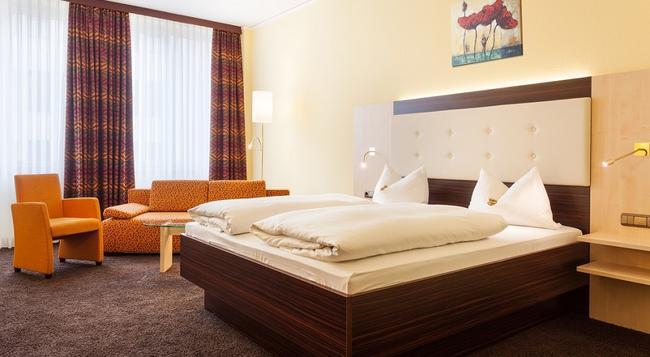 Hotel Augusta - Augsburg - Bedroom