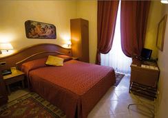 Hotel Dolomiti - Roma - Kamar Tidur