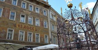 Hotel Rott - Praha - Bangunan