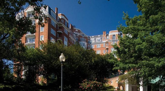 Washington Marriott Wardman Park - Washington - Building