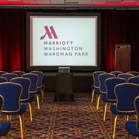 Washington Marriott Wardman Park Guest room